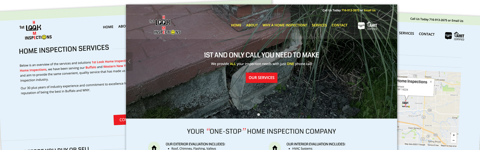 1st Look Home Inspections - Portfolio