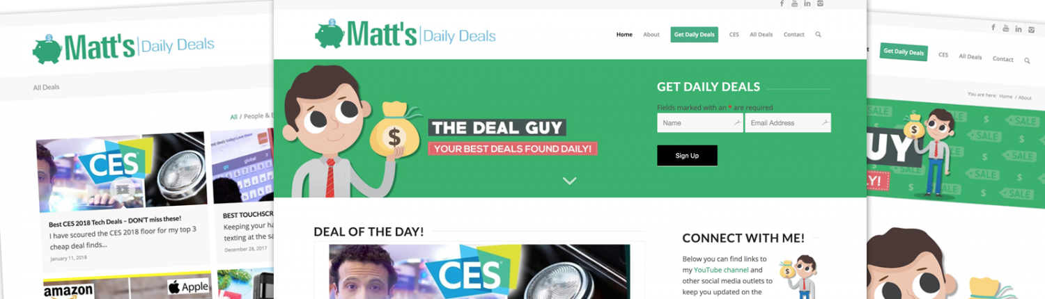 Matt's Daily Deals