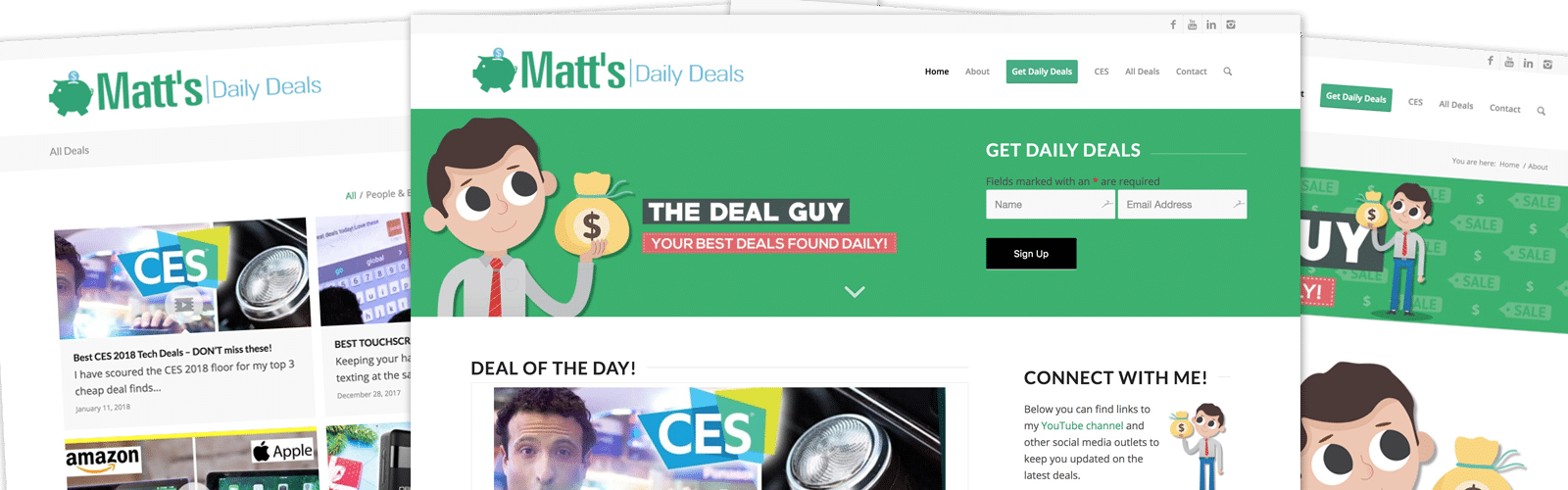 Matt's Daily Deals