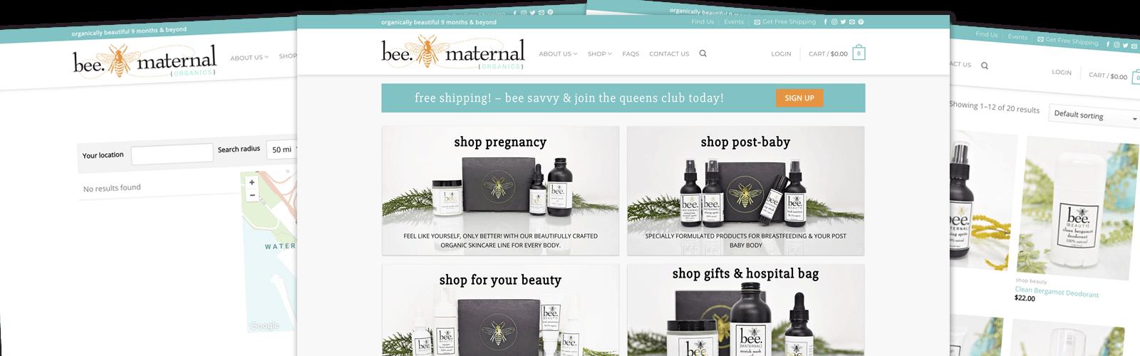 Bee Maternal Organics