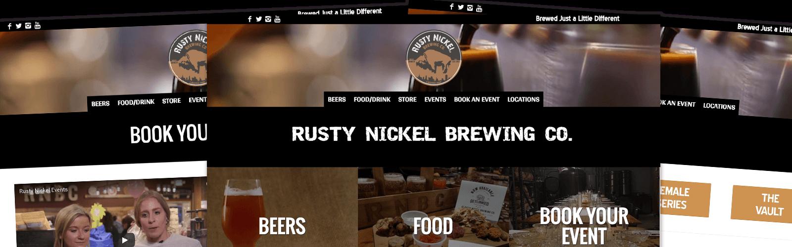 Rusty Nickel Brewing