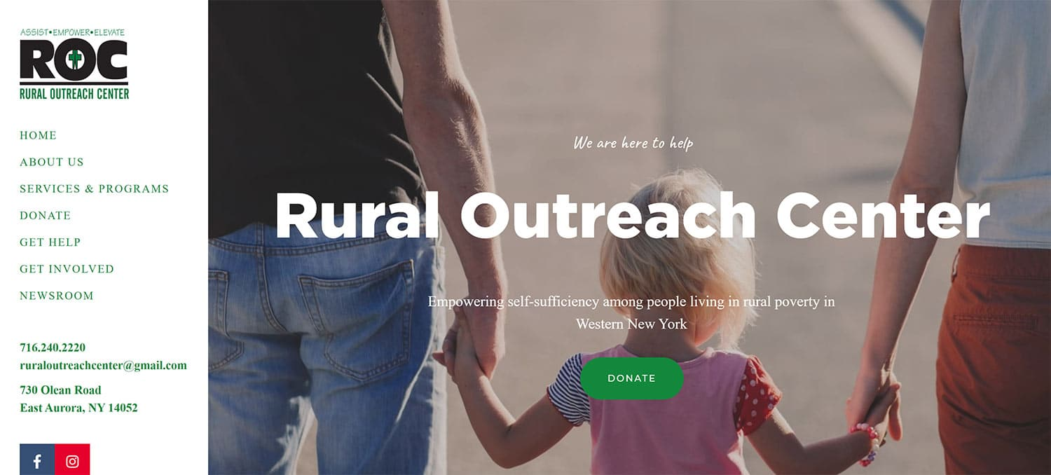 The Rural Outreach Center